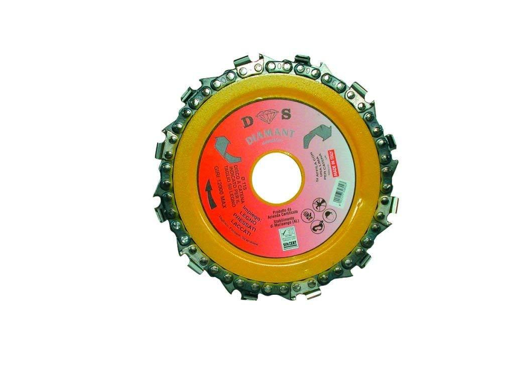 DISCO DIAMANTATO TURBO ROSA K10 DIAM.115 MADE IN ITALY